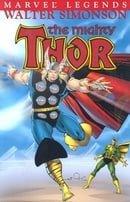 Thor Legends Volume 3: Walter Simonson Book 3 TPB: Walter Simonson v. 3, Bk. 3 (Marvel Legends)