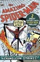 Fantastic Four/Spider-Man Classic TPB