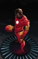Ultimate Comics Iron Man: Demon in the Armor