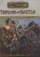 Heroes of Battle: The Battlefield Handbook (Dungeons & Dragons Supplement)