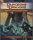 Scepter Tower of Spellgard (D&D, 4th Edition)