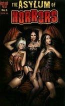 The Asylum of Horrors No. 1