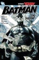 Batman Long Shadows TP (Batman (DC Comics Paperback))