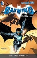 Batwing TP Vol 01 The Lost Kingdom