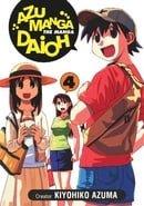 Azumanga Daioh, Volume 4