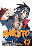 Naruto volume 43