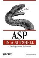ASP in a Nutshell: A Desktop Quick Reference (Nutshell Handbook)