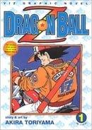 Dragonball Z: v. 1 (Viz Graphic Novel)