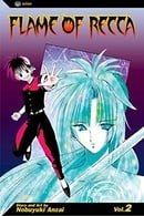 Flame of Recca, Vol. 2
