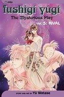 Fushigi Yûgi (The Mysterious Play), Vol. 5 (Rival)