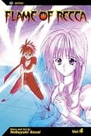 Flame of Recca, Vol. 4