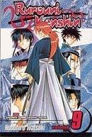 Rurouni Kenshin Volume 9: Arrival in Kyoto (Rurouni Kenshin): v. 9