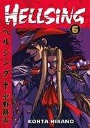 Hellsing Volume 6