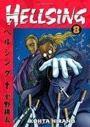 Hellsing Volume 8