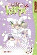 Kamichama Karin: Volume 5