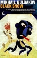 Black Snow: A Theatrical Novel