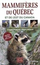 Mammifères du Québec et de l