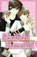 Sekaiichi Hatsukoi 01: A Boys Love Story