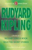 Rudyard Kipling - The Second Jungle Book / Selected Short Stories
