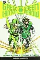 Green Lantern ; Green Arrow
