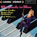 "Gershwin: Rhapsody in Blue; Concerto in F; An American in Paris; Variations on ""I Got Rhythm"""