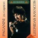 Nicolò Paganini: 24 Capricci, Op. 1, M.S.25 - Leonidas Kavacos