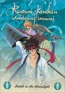 Rurouni Kenshin - Battle in the Moonlight, Vol. 2