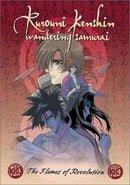 Rurouni Kenshin - The Flames Of The Revolution DVD (Vol. 6)