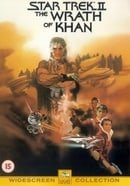 Star Trek 2 - Wrath Of Khan Dvd