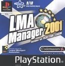 LMA Manager 2001 - Ltd Edn Scottish Pack