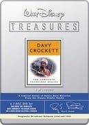 Walt Disney Treasures: Davy Crockett - The Complete Televised Series
