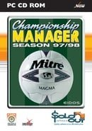 Championship Manager 97/98 (DVD Packaging)