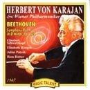 Symphony No. 9 in D Minor, Op. 125 (Von Karajan, Vpo)