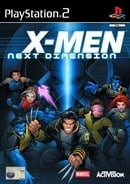 X-Men: Next Dimension (PS2)
