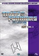 Transformers Season 2 Part 1, Vol. 3