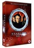 Stargate SG-1: Season 4 [DVD]