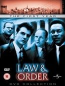 Law & Order - Season 1 - Complete