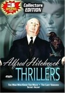 Alfred Hitchcock Thrillers  [Region 1] [US Import] [NTSC]