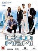 CSI: Crime Scene Investigation - Miami - Season 1 Part 1 [DVD] [2002]