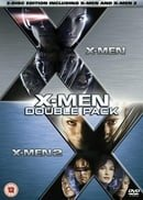 X-Men 1/X-Men 2: 2 disc doublepack [DVD] [2003]