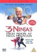 3 Ninjas High Noon at Mega Mountain [DVD]