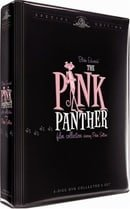 The Pink Panther Film Collection (The Pink Panther / A Shot in the Dark / Strikes Again / Revenge of