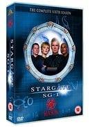 Stargate SG-1: Season 6 [DVD]