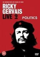 Ricky Gervais Live 2 - Politics [DVD] [2004]