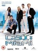 CSI: Crime Scene Investigation - Miami - Complete Season 1