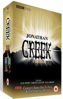Jonathan Creek - Complete Series 1-4 & The Christmas Specials Boxset