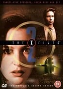 The X Files: Season 2 [DVD] [1994]