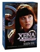 Xena Warrior Princess - Season Five