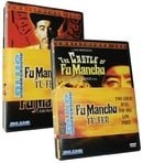 Fu Manchu Tu-Fer: The Blood of Fu Manchu/The Castle of Fu Manchu