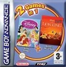 Disney Princess/Lion King (GBA)